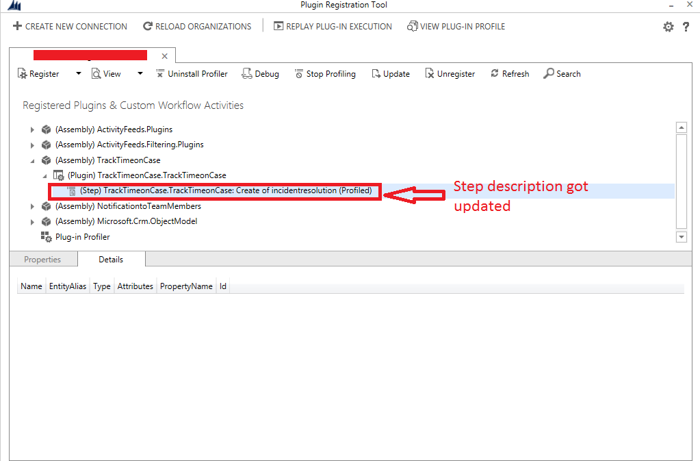How to debug a plugin in Dynamics 365 online using plugin