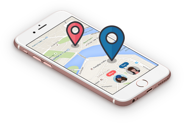How to track user location in Dynamics 365 for phone App
